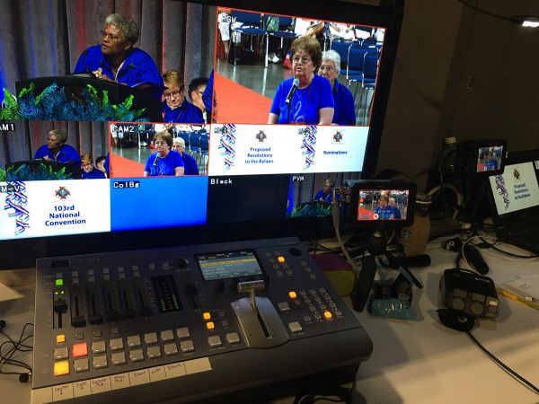 Video Production VFW Convention #325<br>4,032 x 3,024<br>Published 1 year ago