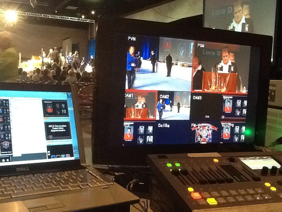 Video Production VFW Convention Photo #351